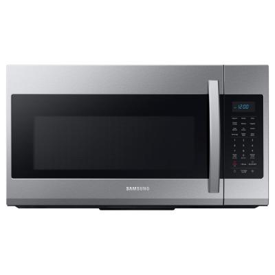 30 in. 1.9 cu. ft. Over-the-Range Microwave in Fingerprint Resistant Stainless Steel