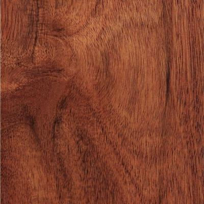 Hand Scraped Teak Amber Acacia 3/4 in. T x 4-3/4 in. W x Random Length Solid Hardwood Flooring (18.70 sq. ft. / case)