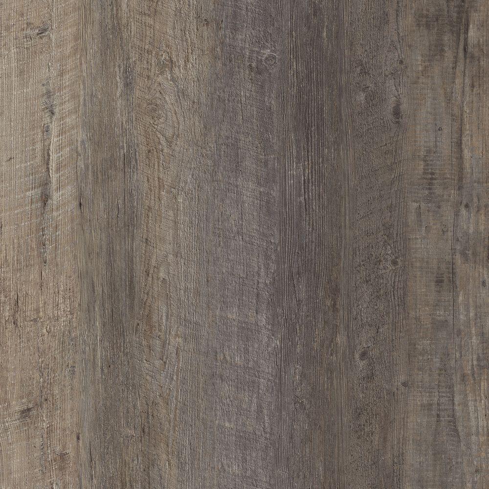 Allure ISOCORE Multi-Width x 47.6 in. Harrison Pine Dark Luxury Vinyl Plank Flooring (19.53 sq. ft. / case)