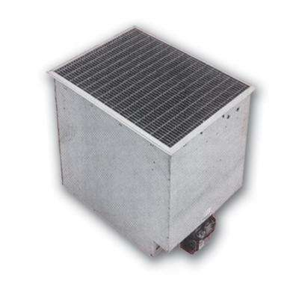 Natural Gas Baseboard Floor