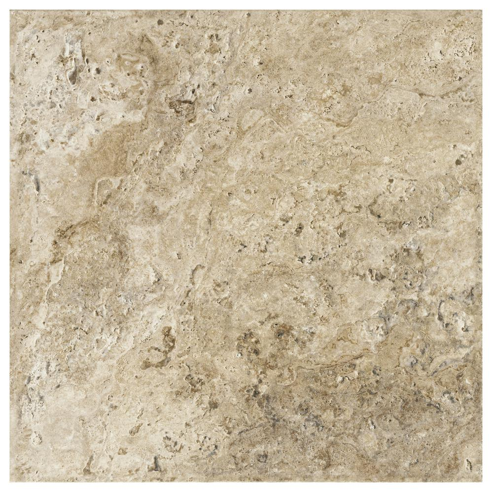 MARAZZI Travisano Bernini 18 in. x 18 in. Porcelain Floor and Wall ...