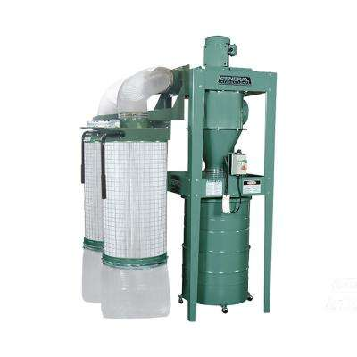 5 HP 3800 CFM 2-Stage Dust Collector