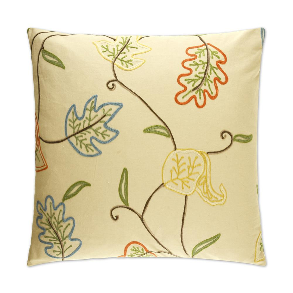 Chennai Feather Down 24 In X 24 In Standard Decorative Throw