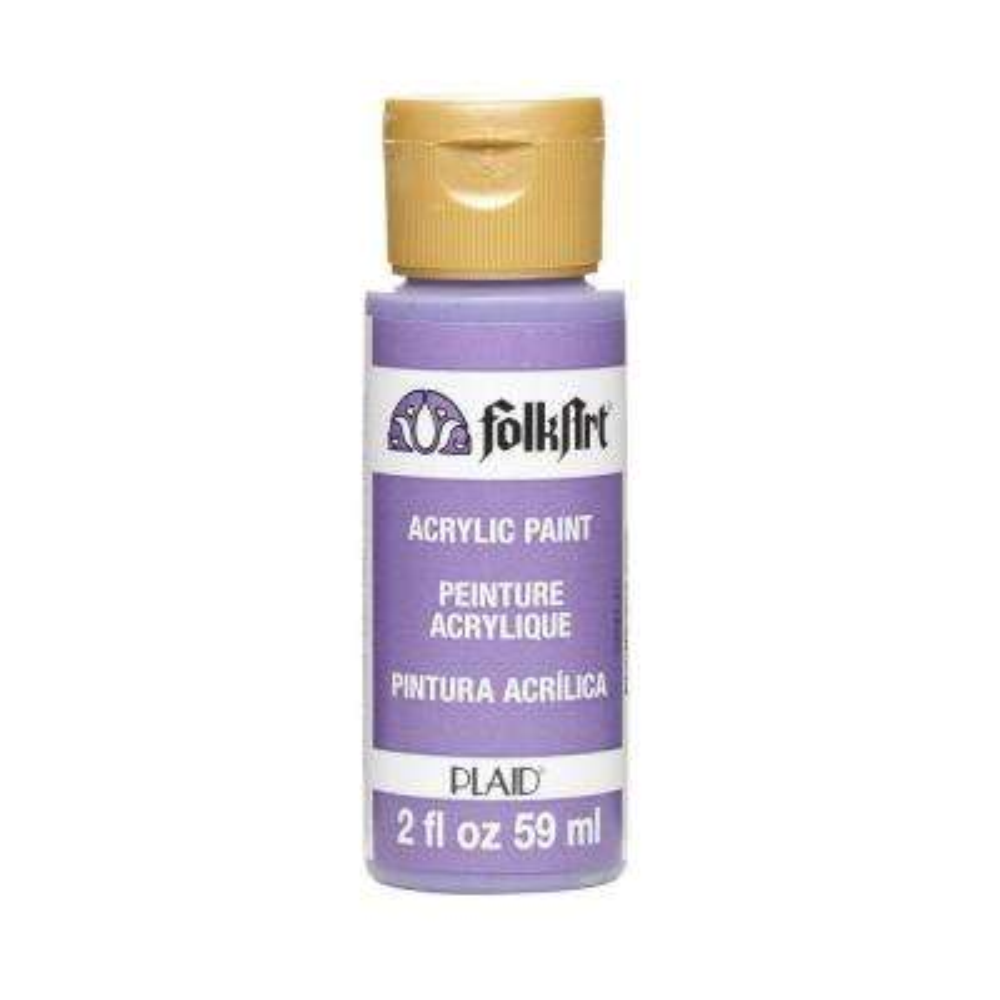 2 oz. Perfect Purple Acrylic Craft Paint