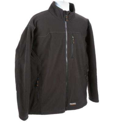 X4 Men's XX-Large Black Heated Jacket Bare Tool