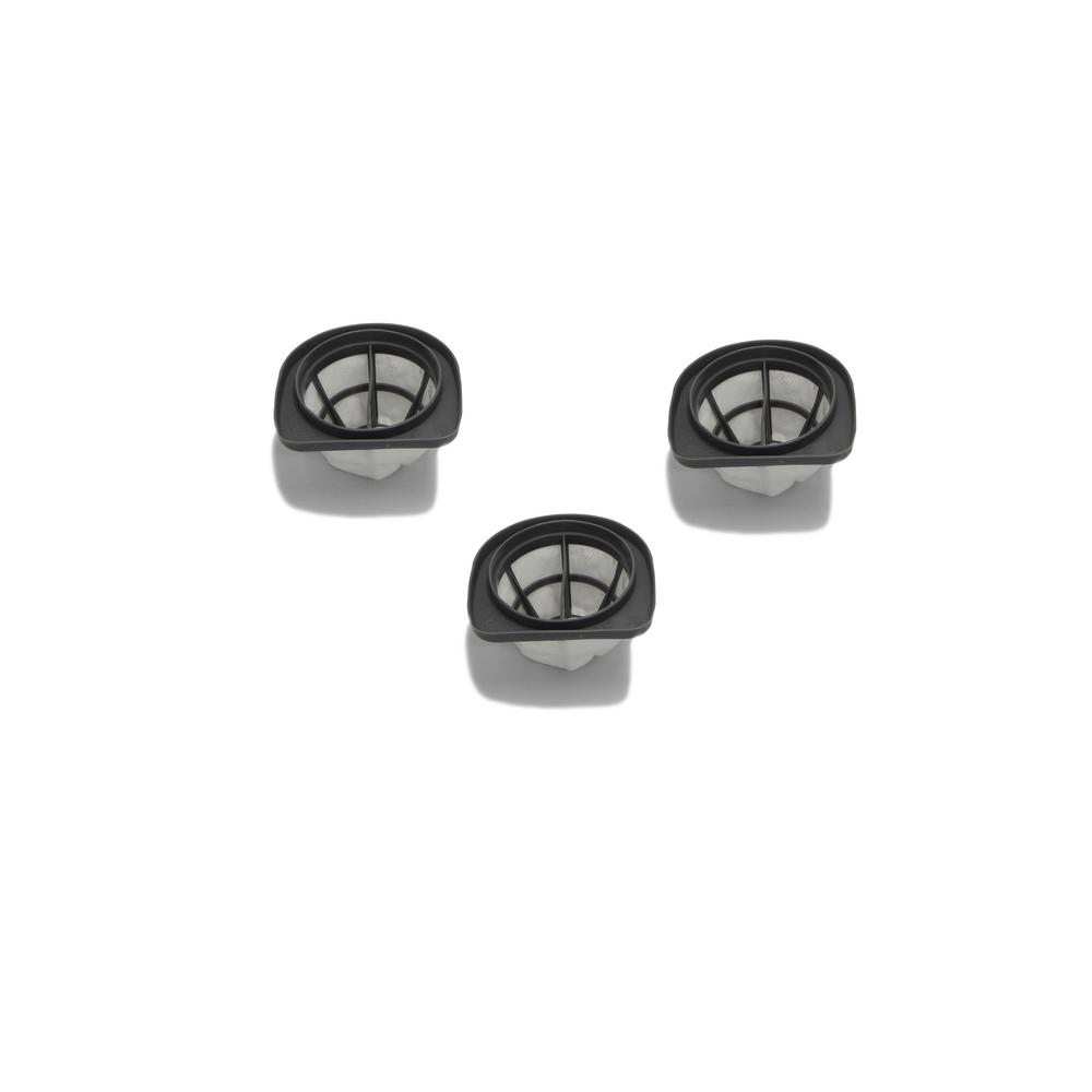 BLACK+DECKER New 3-Pack Dust Filter for the Black and Decker 3-in-1 Stickvac