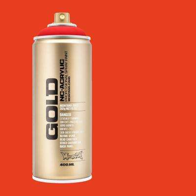 13 oz. GOLD Fire Red Spray Paint