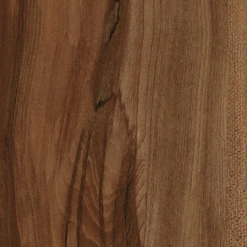 TrafficMASTER Take Home Sample - Allure Plus Apple Wood Resilient Vinyl Flooring - 4 in. x 4 in.