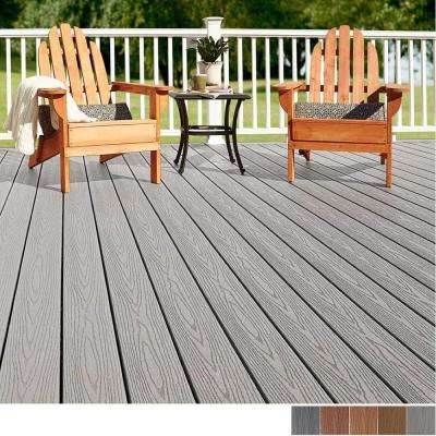 Trex Decking Colors >> Good Life Composite Decking Board