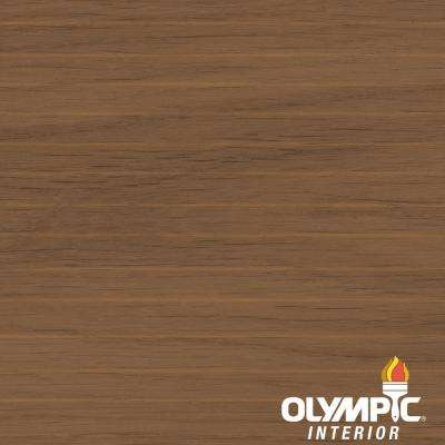 1-qt. English Chestnut Semi-Transparent Oil-Based Wood Finish Penetrating Interior Stain