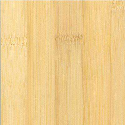 Horizontal Natural Solid Bamboo Flooring - 5 in. x 7 in. Take Home Sample