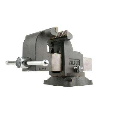 WS5 5 in. Shop Vise 3 in. Throat Depth