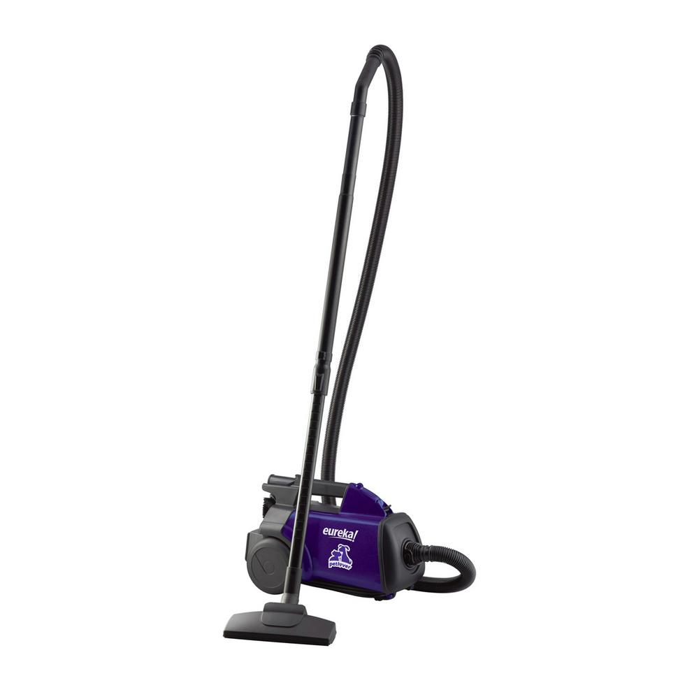 Eureka Pet Lover Canister Vacuum Cleaner, Purples/Lavenders
