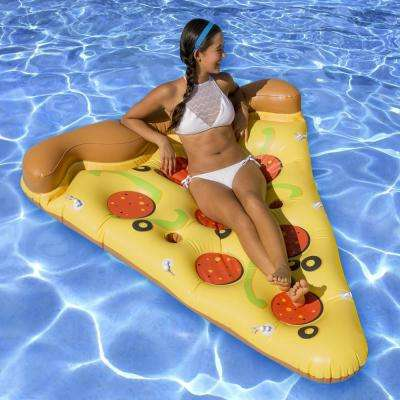 Deluxe Pizza Slice Float