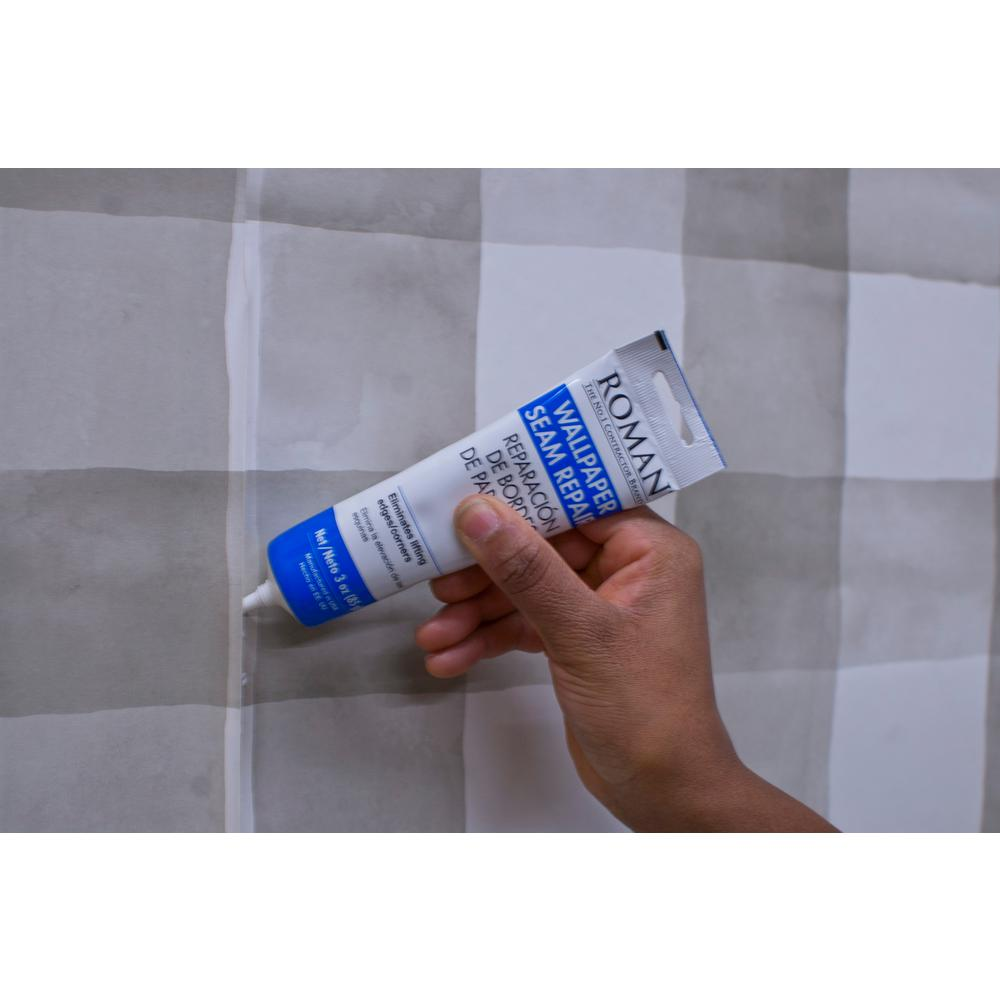 Roman 3 Oz Stick Ease Wall Covering Seam Adhesive 209904 The