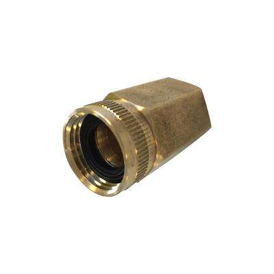 3/4 in. x 3/4 in. XL 2 in. Dual Swivel Brass Connector fits SPX Pressure Washer Series