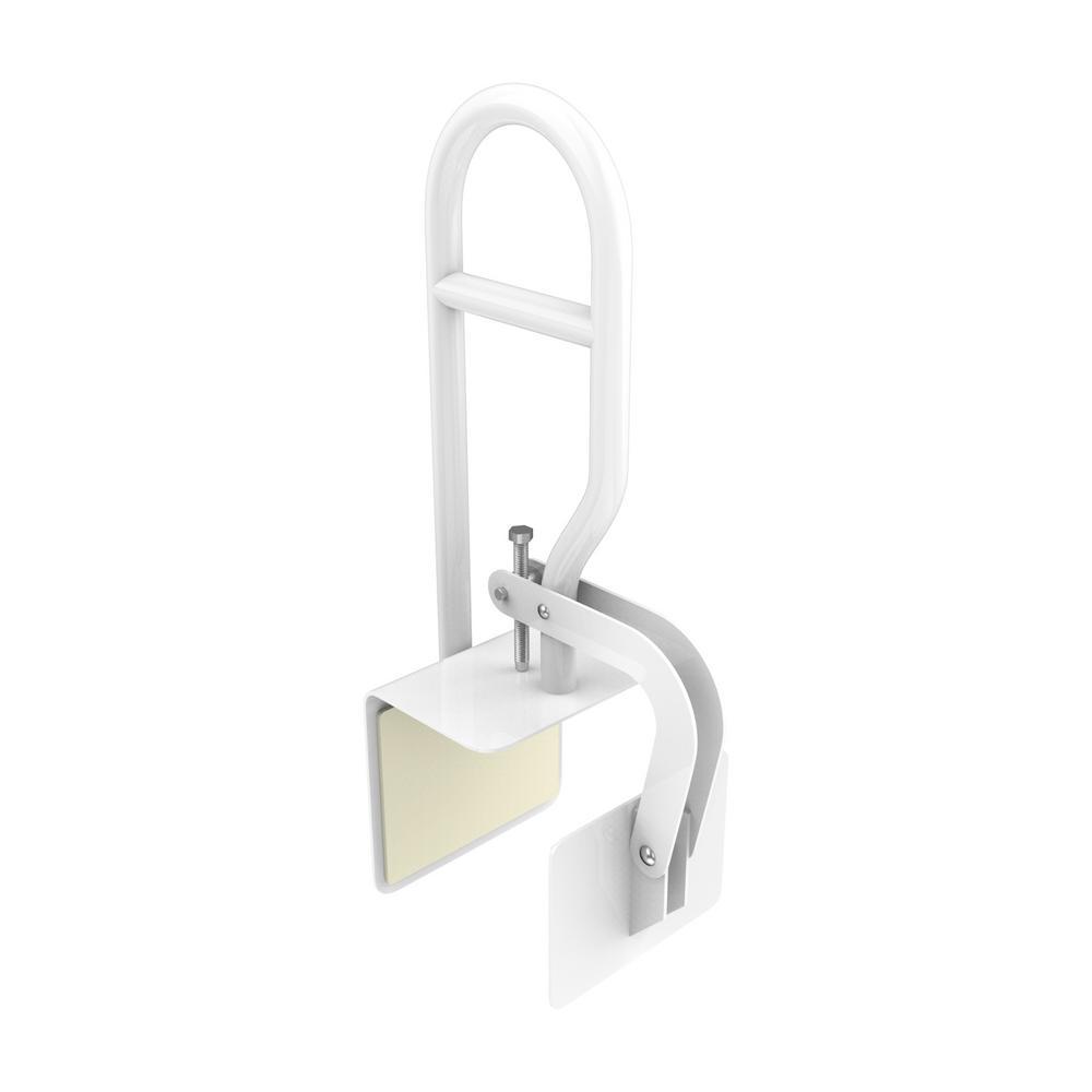 Bluestone 6 in. Bathtub Safety Bar in White