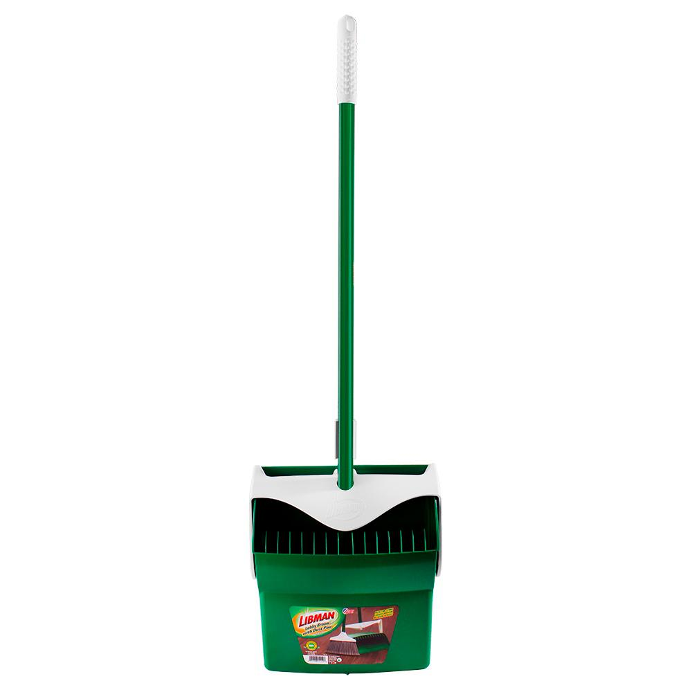 Libman Lobby Broom and Dustpan