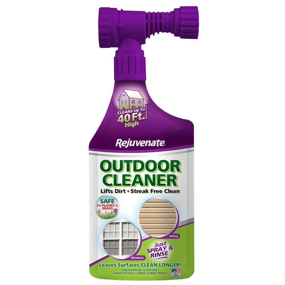 Outdoor Cleaners - Cleaning Supplies - The Home Depot