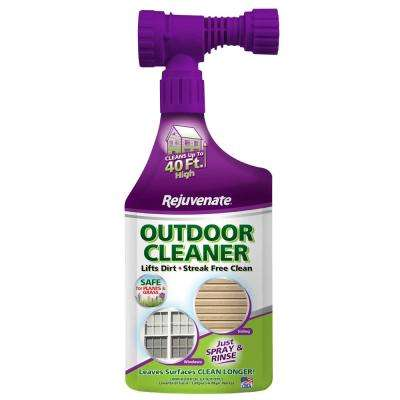 32 oz. Outdoor Window and Surface Cleaner