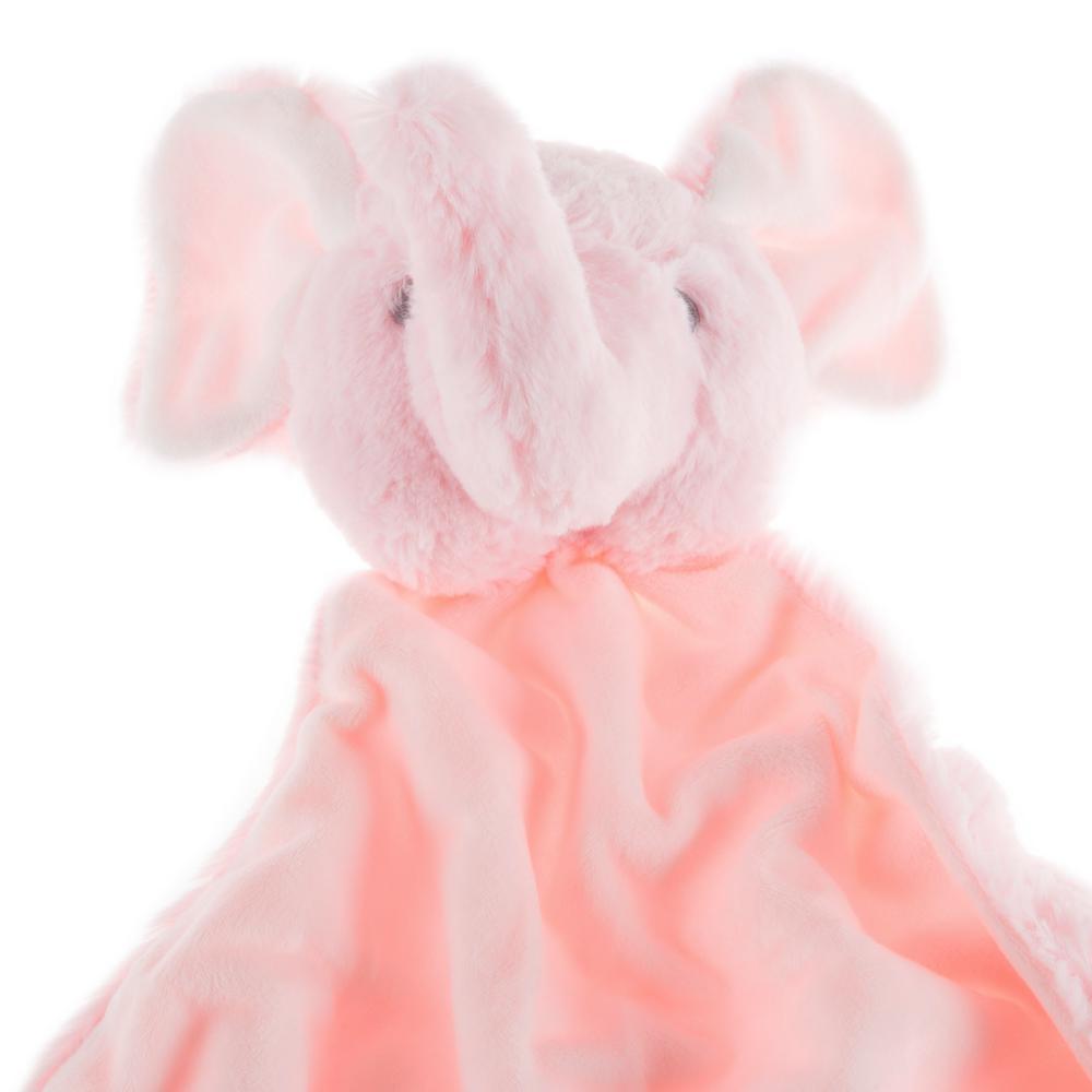 Plush Buddyy Baby Blanket