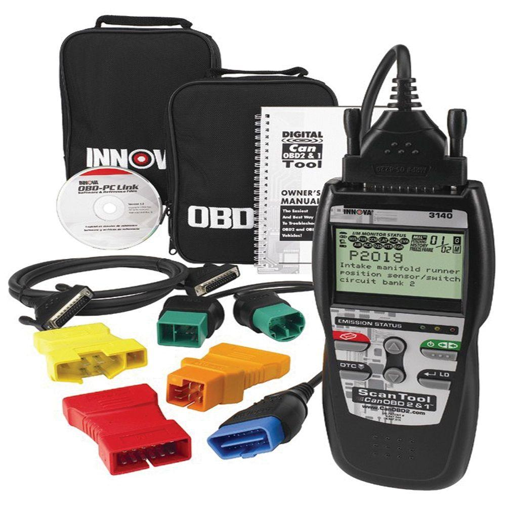 Equus Products Scan Tool CanOBD 2 and 1 Kit