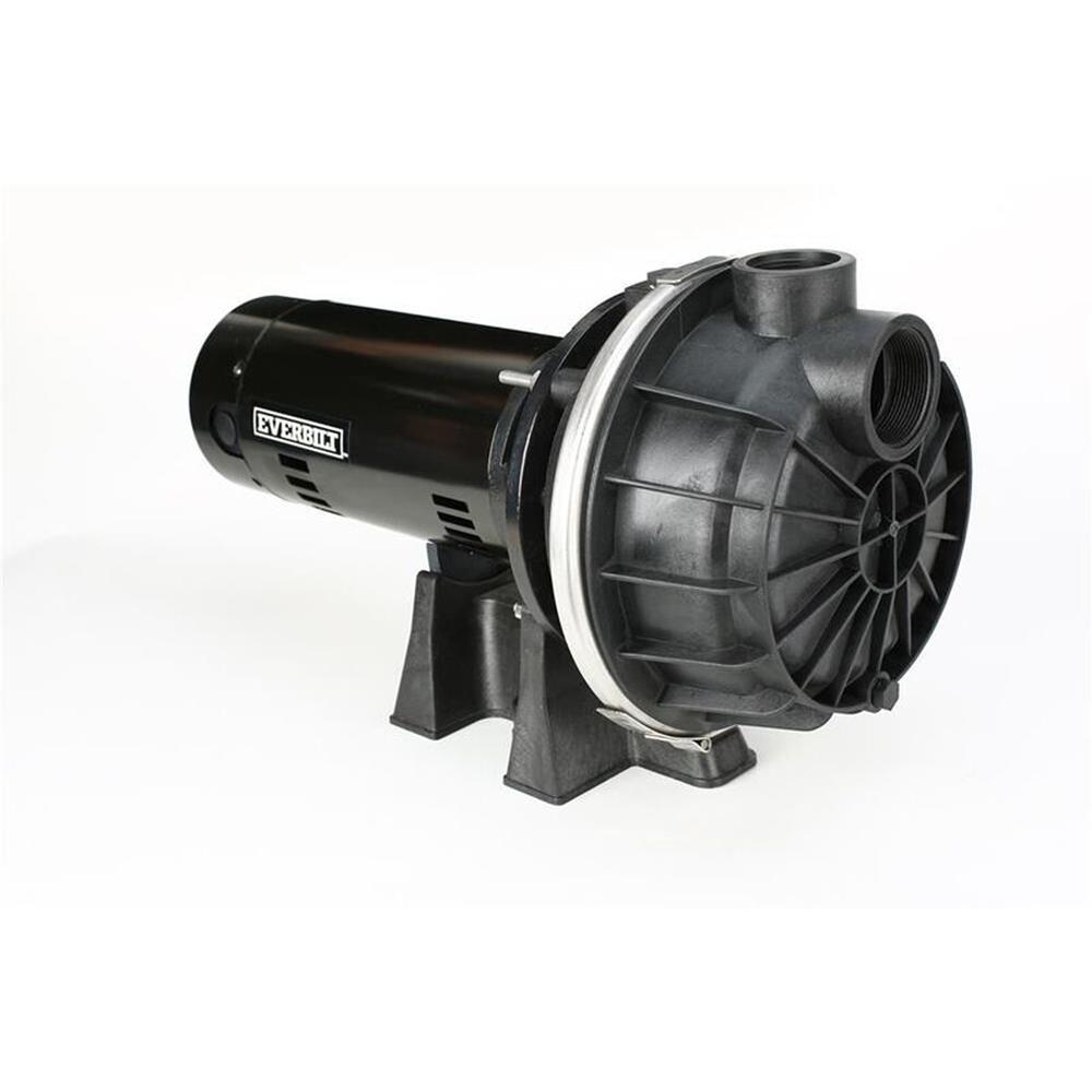 1 HP Plastic Lawn Sprinkler Pump