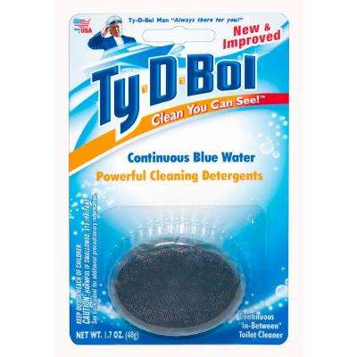 1.7 oz. Toilet Bowl Cleaner Tablet (6- Pack)