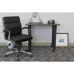 Black Executive CaressoftPlus Chair