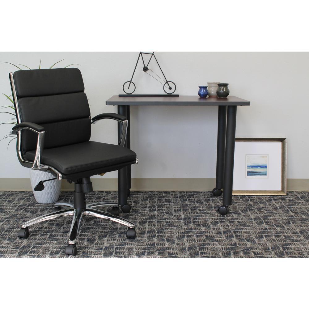 Black Executive CaressoftPlus Chair