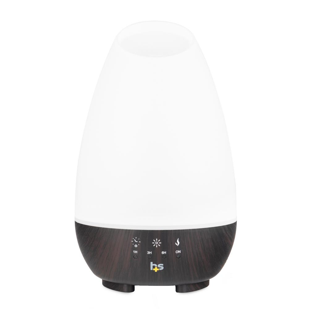 Aromatherapy Diffuser Cool Mist Humidifier with Oil Diffuser for Essential Oils
