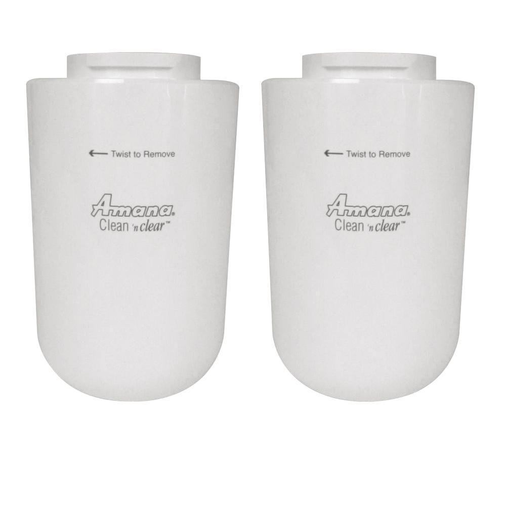 Amana WF401 Refrigerator Water Filter (2-Pack)