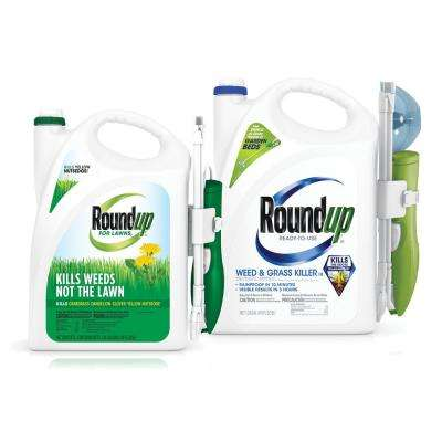 Weed Control Products For Northern Lawns Bundle