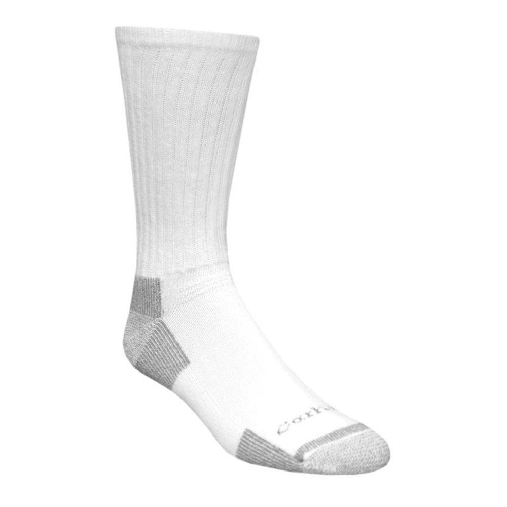 Carhartt Men/'s All-season Cotton Soft Breathable Crew Work Socks Size 5-15