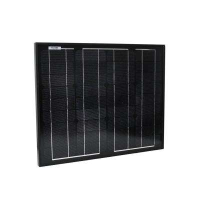30-Watt Monocrystalline Solar Panel