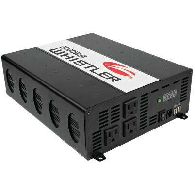 Xp Series 2,000-Watt-continuous Power Inverter