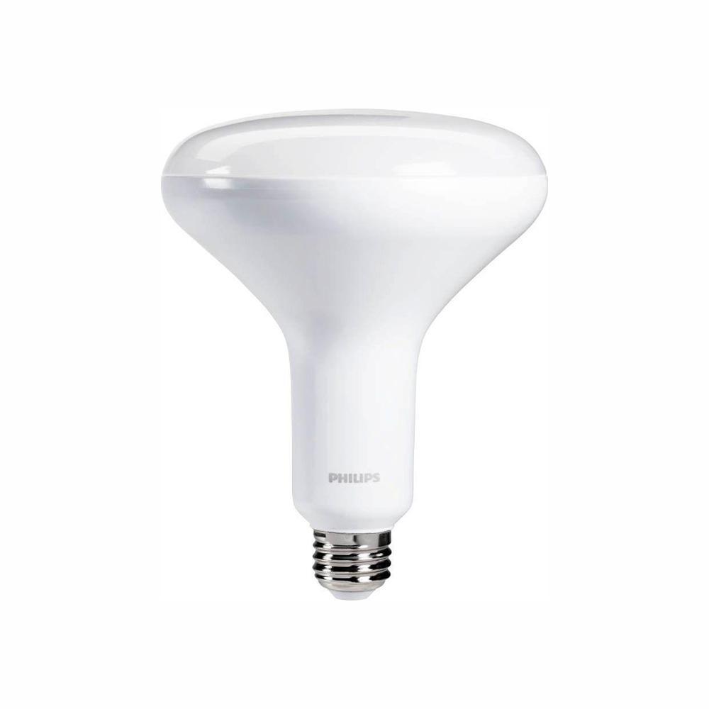 Philips 65-Watt Equivalent BR40 Dimmable LED Energy Star Flood (E)* Daylight