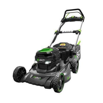 20 in. 56-Volt Lith-ion (Brushless) Cordless Walk behind Steel Deck Self Propelled Mower
