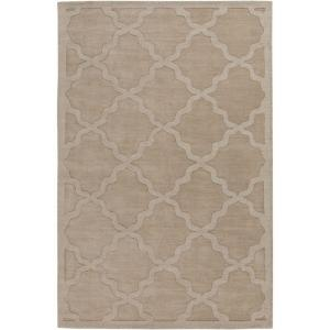Artistic Weavers Central Park Abbey Beige 9 ft. x 12 ft. Indoor Area Rug by