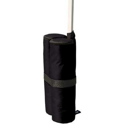 Canopy Anchor Bag (4-Pack) with Durable Fabric, Dual Cylinder Design, and Industrial-Grade Zipper