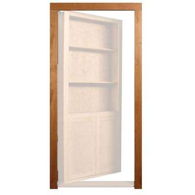Cherry Trim Molding Accessory for 32 in. or 36 in. Bookcase