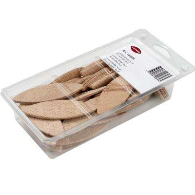 S-6 Beech Wood Biscuits (40 per Box)