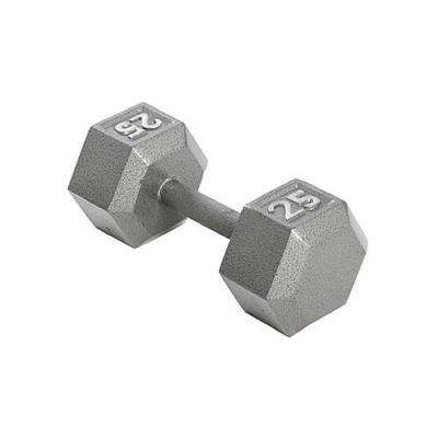 25 lb. Hex Dumbbell
