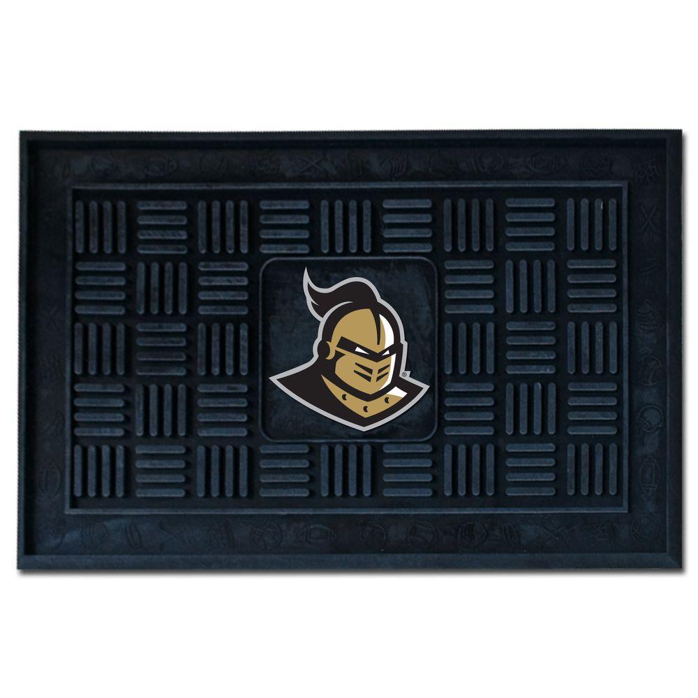 NCAA University of Central Florida 19 in. x 30 in. Vinyl Door Mat