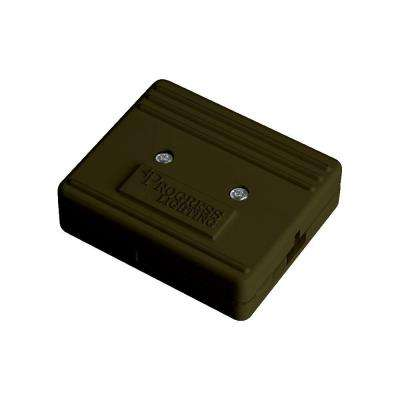 Hide-a-Lite III Collection Antique Bronze Direct Wire Junction Box