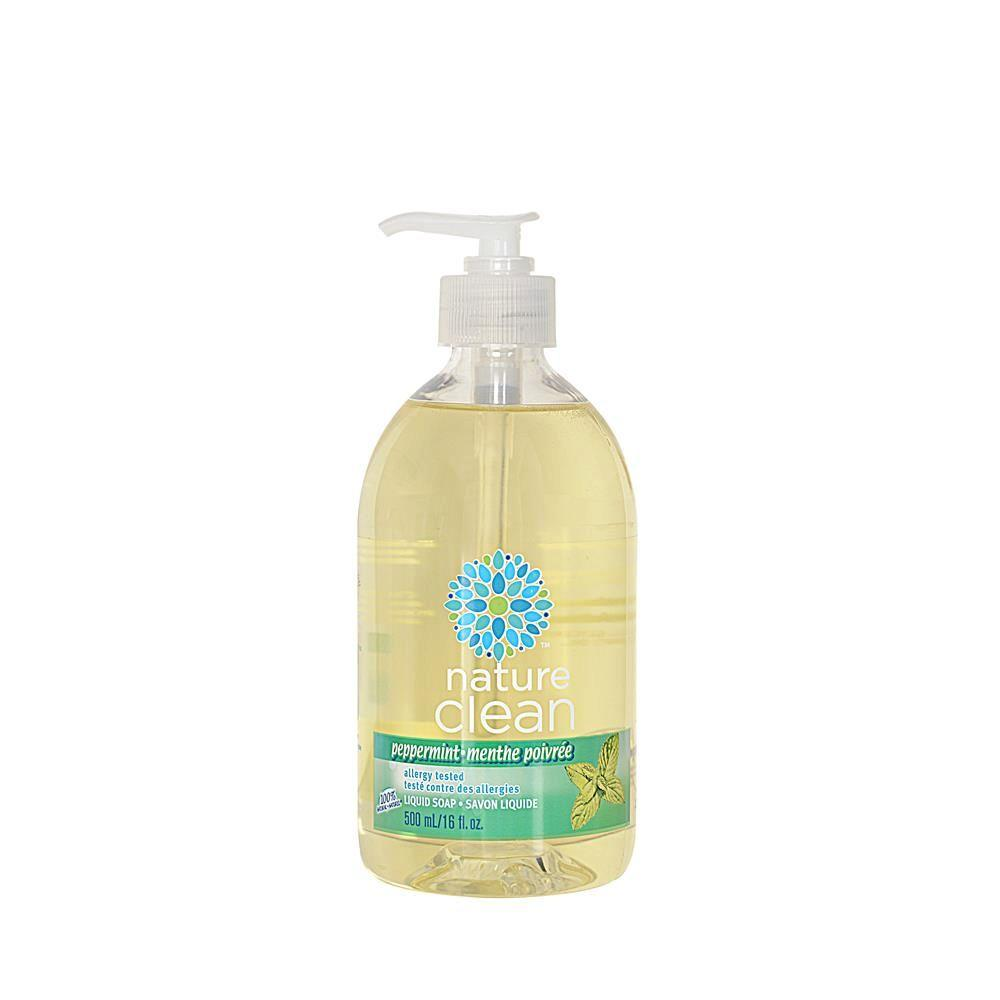 16.8 oz. Peppermint Liquid Hand Soap