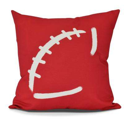 bright red throw pillows decorative pillows home accents the