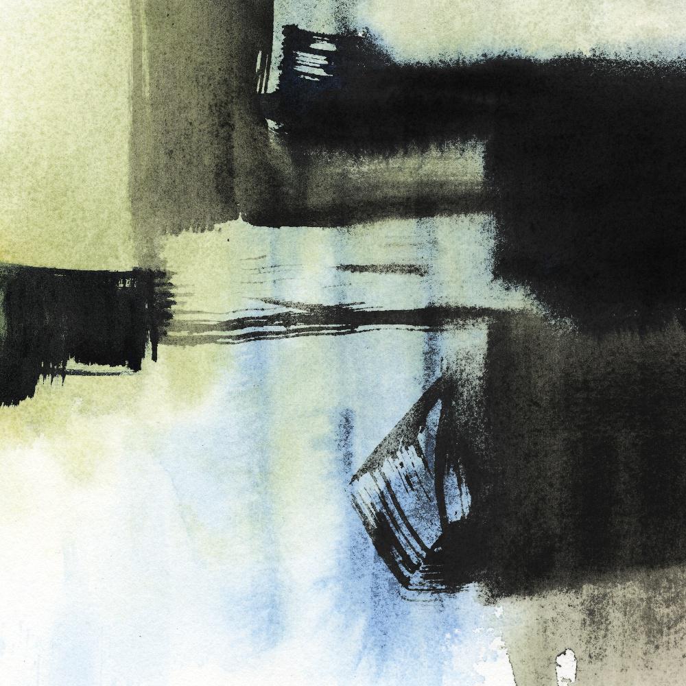 """84 in. x 84 in. """"Obscured Plane I"""" by Jennifer Goldberger Wall Art"""
