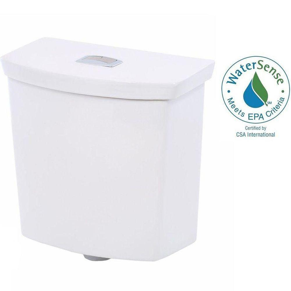 American Standard H2option 1 0 1 6 Gpf Dual Flush Toilet