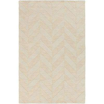 Central Park Carrie Ivory 9 ft. x 12 ft. Indoor Area Rug